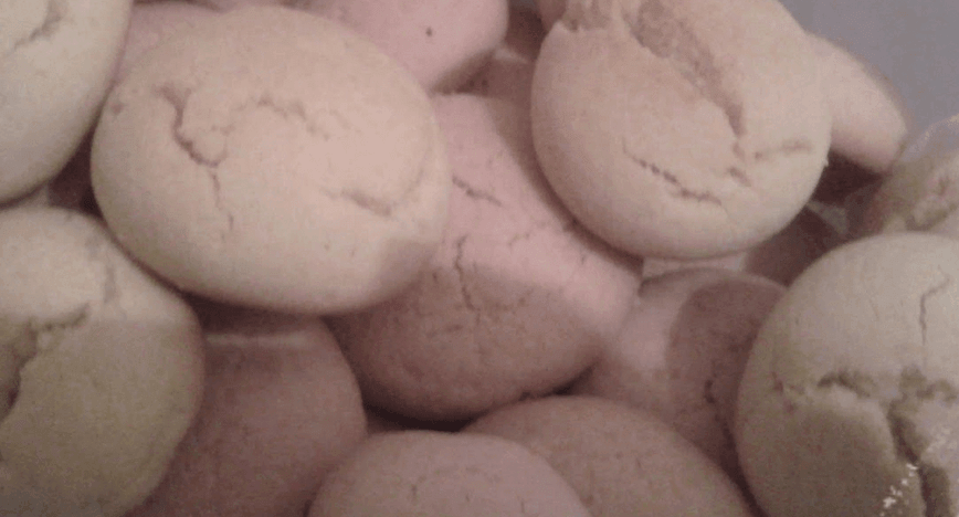 çilek pudingli kurabiye