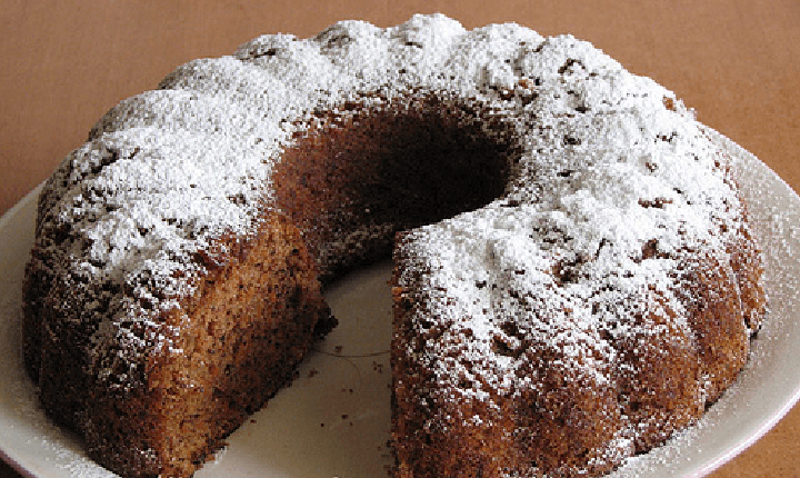 Çaylı Kek